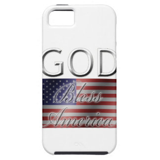 God Bless America iPhone 5 Cover