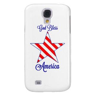 God Bless America Galaxy S4 Case