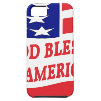 GOD BLESS AMERICA CASE FOR THE iPhone 5