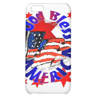 God Bless America Christian iPhone 5C Cases