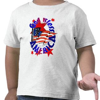 God Bless America Christian Shirt