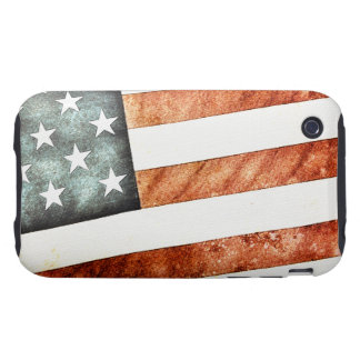 God Bless America iPhone 3 Tough Case
