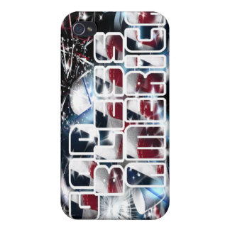 God Bless America iphone 4/4S Speck Case Case For iPhone 4