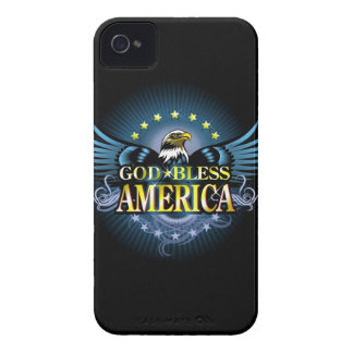 God Bless America iPhone 4 Case
