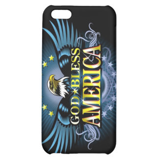 God Bless America iPhone 4 Speck Case Cover For iPhone 5C