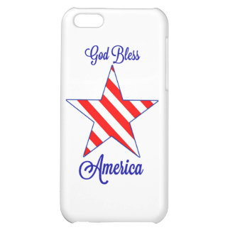 God Bless America iPhone 5C Covers