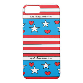 God Bless America! iPhone 7 Case