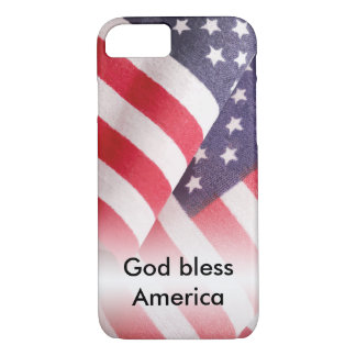 God Bless America iPhone 7 Case