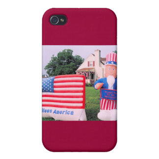God bless america iPhone 4/4S cover