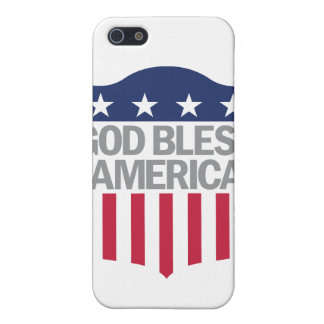God Bless America Cover For iPhone 5