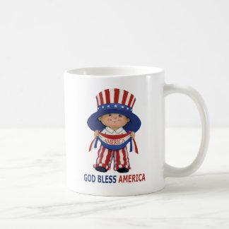 God Bless America-Mug Coffee Mug