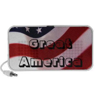 God bless America Mini Speaker