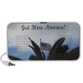 God Bless America! Speakers