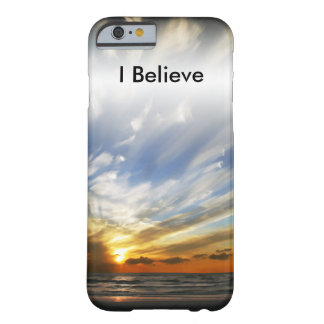 God Bless America Sunset Barely There iPhone 6 Case