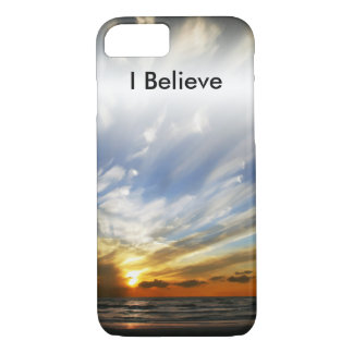 God Bless America Sunset iPhone 7 Case