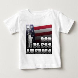 God Bless America T Shirts