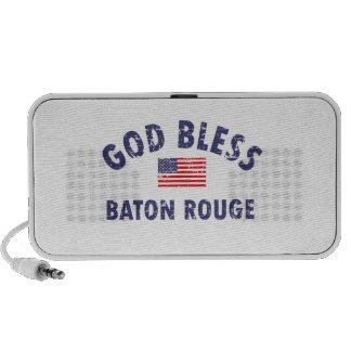 God bless BATON ROUGE Travelling Speaker