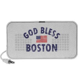 God bless BOSTON Notebook Speaker