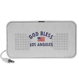 God bless LOS ANGELES iPhone Speaker