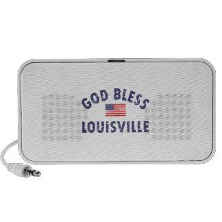 God bless LOUISVILLE Travelling Speaker