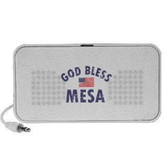 God bless MESA Mini Speaker