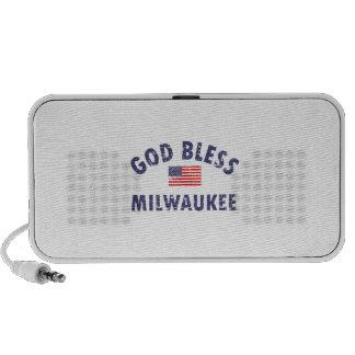 God bless MILWAUKEE Speaker System