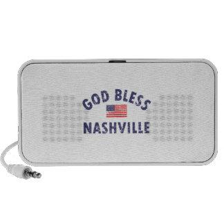 God bless NASHVILLE Portable Speakers