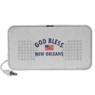 God bless NEW ORLEANS Notebook Speaker