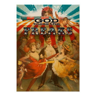 God Bless the Freaks 2 Poster
