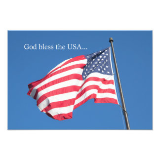 God Bless the USA… Photo