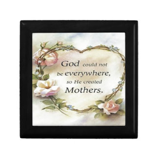 God Could Not Be Everywhere.... Gift Boxes