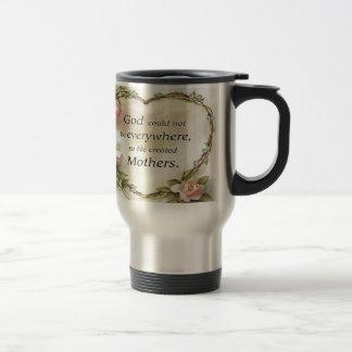 God Could Not Be Everywhere.... Coffee Mug