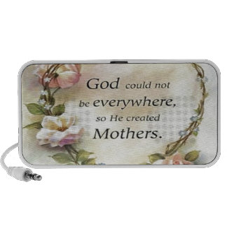 God Could Not Be Everywhere Speaker