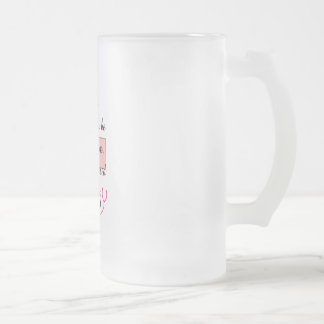 God Could Not Everywhere NURSES pink cross Coffee Mugs