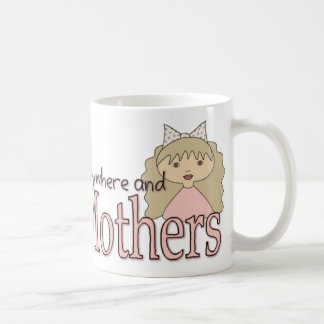 God created Mothers Mug