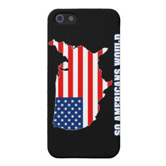 God Created War so Americans Would Learn Geography iPhone 5/5S Cases