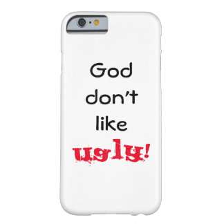 """God don't like UGLY!"" Device Cover"