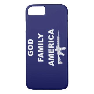 God Family America iPhone 8/7 Case