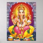 God Ganesha Posters
