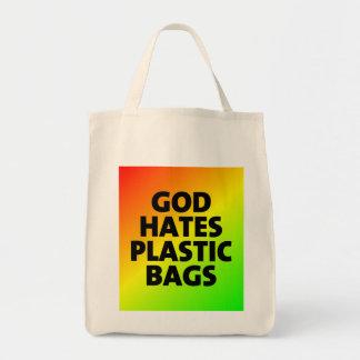 God Hates Plastic Bags