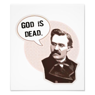 God is dead (Nietzsche) Photo