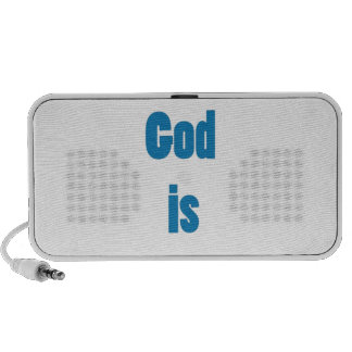 God is hee iPhone speaker