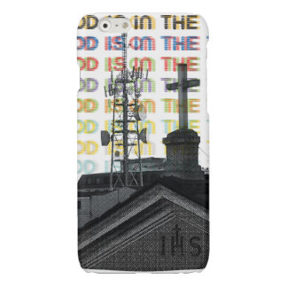 GOD IS IN THE TV iPhone 6 PLUS CASE