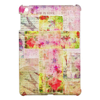 GOD IS LOVE contemporary Christian art Cover For The iPad Mini