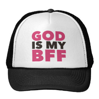 God Is My BFF Cap