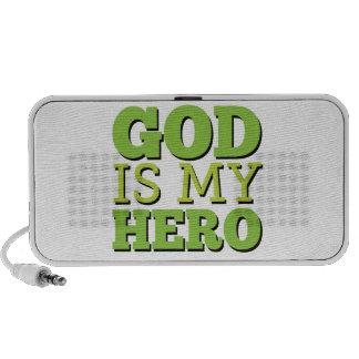 God is my hero PC speakers