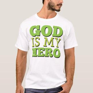 God is my hero T-Shirt