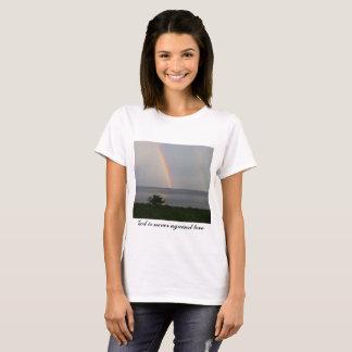 God is never against love T-Shirt