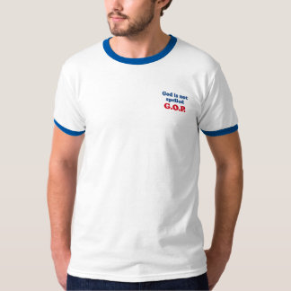 God is not spelled GOP T-Shirt