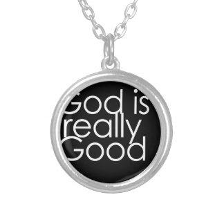 God is really Good Custom Necklace